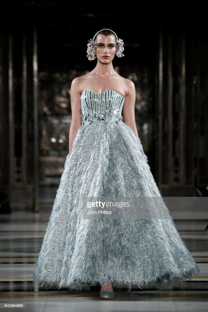 model-walks-the-runway-at-the-dubai-design-fashion-council-show-at-picture-id642584996