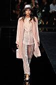 ITA: Emporio Armani - Runway - Milan Fashion Week Spring/Summer 2020