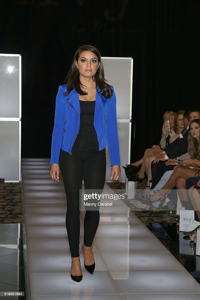 Melissa Walked Into The Cpc Terrified I Think I Am: Envy By Melissa Gorga Fashion Show