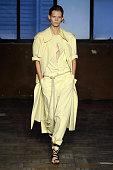 Erika Cavallini - Runway - Milan Fashion Week...