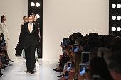 Ermanno Scervino - Runway - Milan Fashion Week...