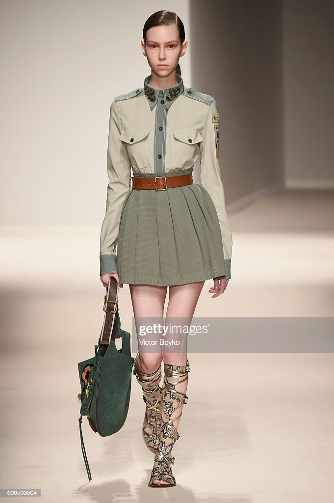 model-walks-the-runway-at-the-fay-show-during-milan-fashion-week-on-picture-id609503504