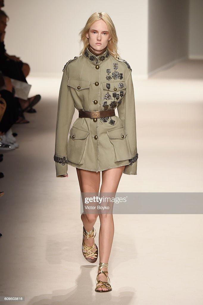 model-walks-the-runway-at-the-fay-show-during-milan-fashion-week-on-picture-id609503816