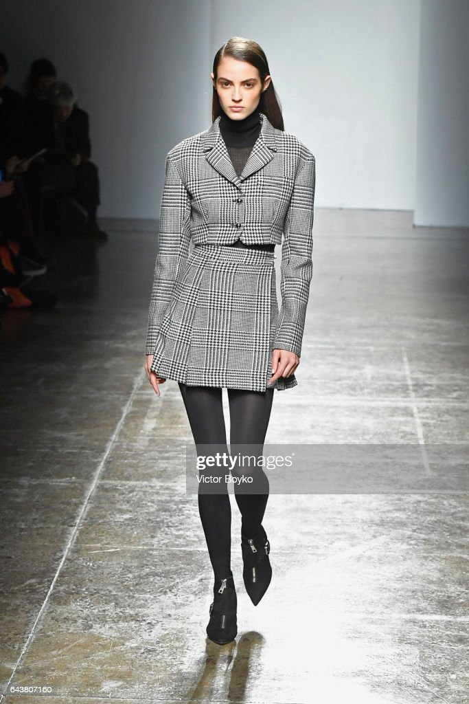 model-walks-the-runway-at-the-fay-show-during-milan-fashion-week-on-picture-id643807160
