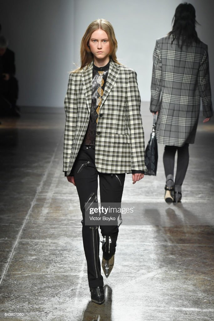 model-walks-the-runway-at-the-fay-show-during-milan-fashion-week-on-picture-id643807260