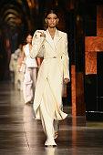 Fendi - Runway - Milan Fashion Week - Spring / Summer...