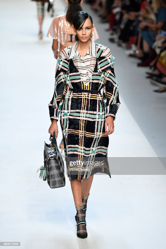 model-walks-the-runway-at-the-fendi-show-during-milan-fashion-week-picture-id850571836