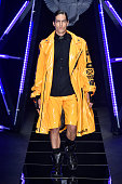Frankie Morello - Runway - Milan Men's Fashion Week...