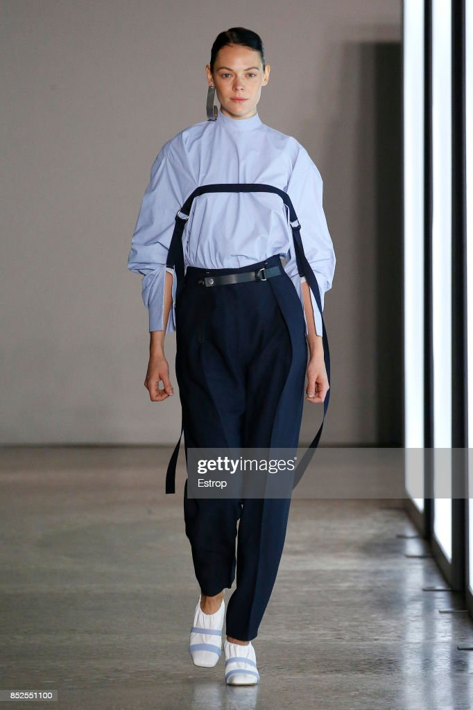 model-walks-the-runway-at-the-gabriele-colangelo-show-during-milan-picture-id852551100