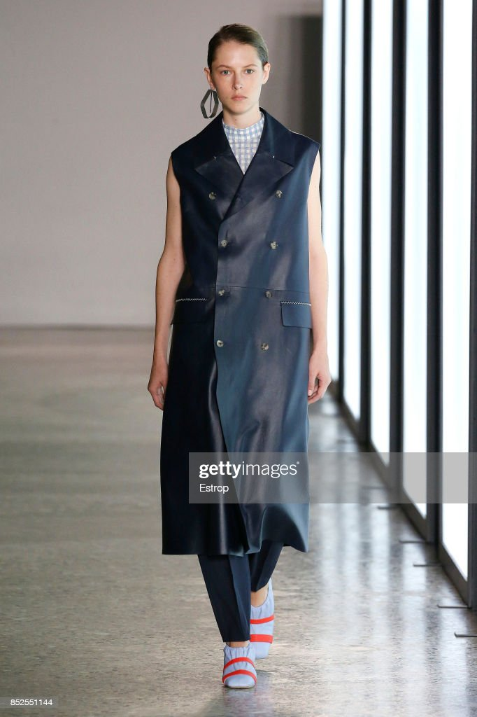model-walks-the-runway-at-the-gabriele-colangelo-show-during-milan-picture-id852551144