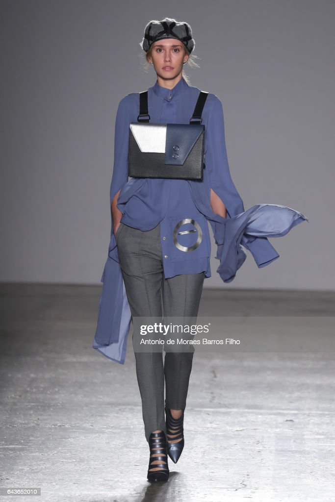 model-walks-the-runway-at-the-grinko-show-during-milan-fashion-week-picture-id643652010