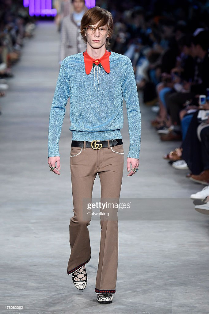 gucci mens spring 2016 runway milan menswear fashion