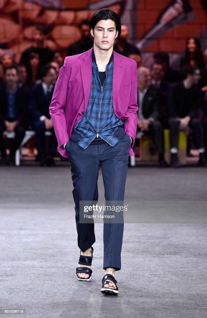 Hermes Mens Fashion Show 2017 La