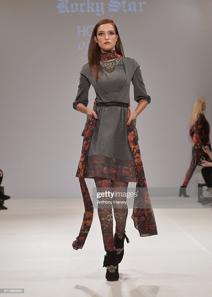 Model house fashions