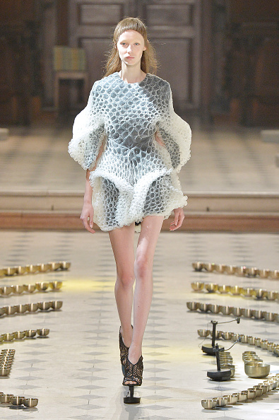 Iris van herpen designer label stock photos and pictures for Haute couture labels