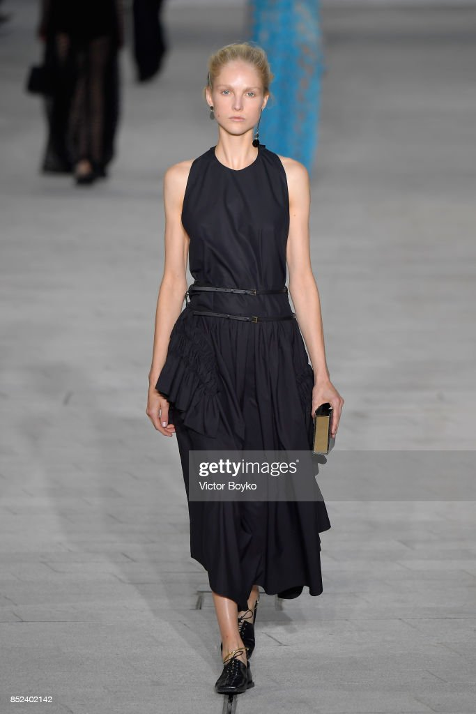 model-walks-the-runway-at-the-jil-sander-show-during-milan-fashion-picture-id852402142