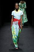 Joy Meribe - Runway - Milan Fashion Week - Spring /...