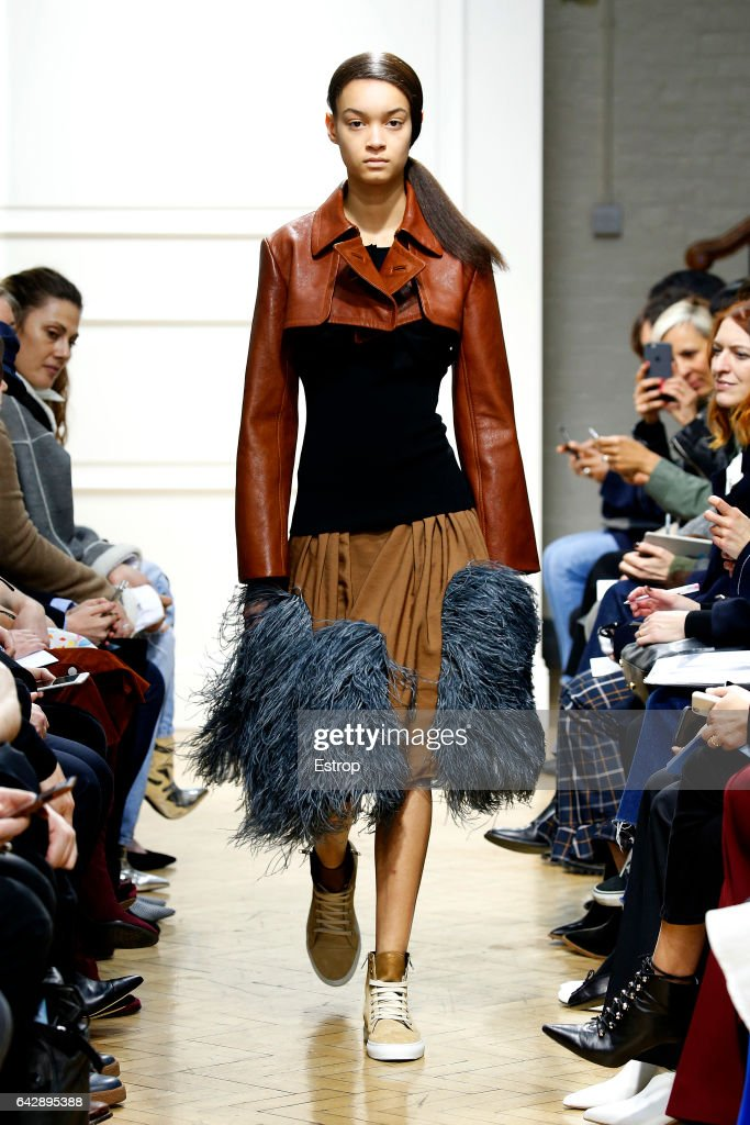 model-walks-the-runway-at-the-jwanderson-show-during-the-london-week-picture-id642895388