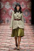 Lena Hoschek - Show - Berlin Fashion Week Autumn/Winter...