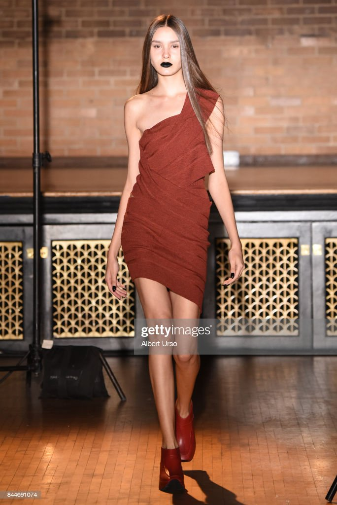 model-walks-the-runway-at-the-linder-fashion-show-during-new-york-picture-id844691074