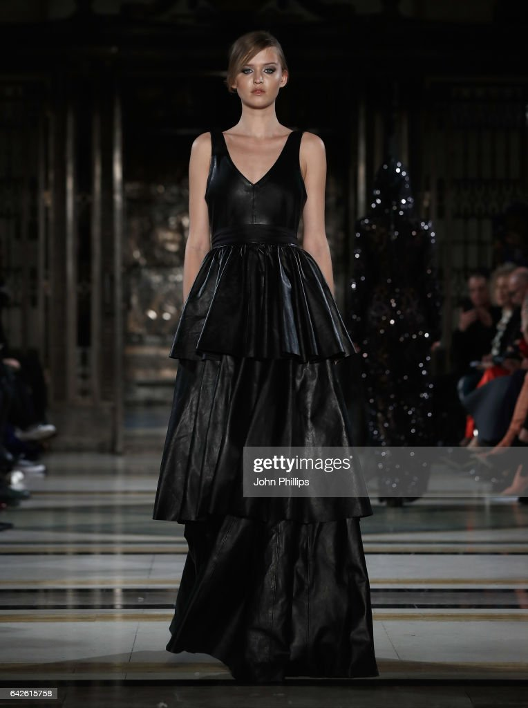 model-walks-the-runway-at-the-malan-breton-show-at-fashion-scout-the-picture-id642615758