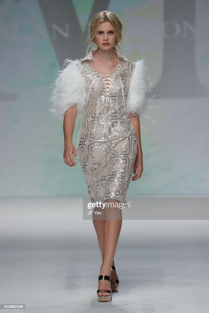 model-walks-the-runway-at-the-malan-breton-ss18-during-new-york-week-picture-id843883398