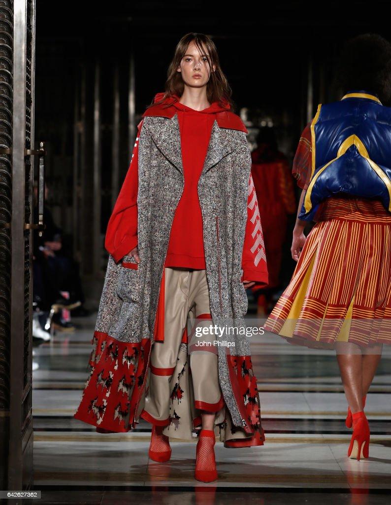 model-walks-the-runway-at-the-merit-award-winner-katie-ann-mcguigan-picture-id642627362