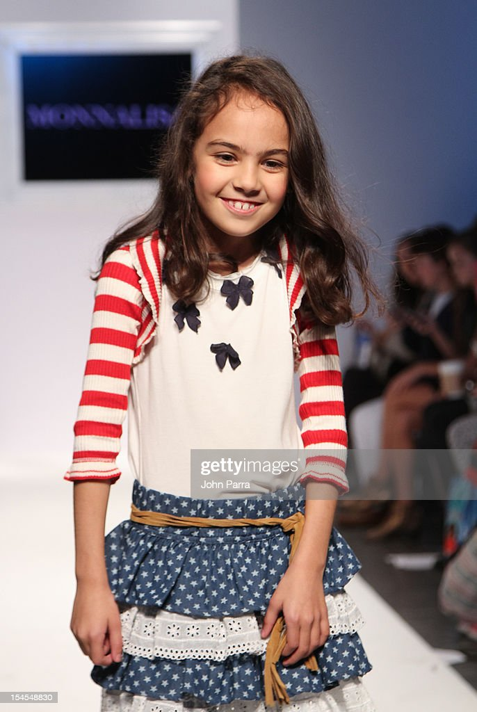 Petite Parade NY Kids Fashion Week In Collaboration With VOGUEbambini - Day 2