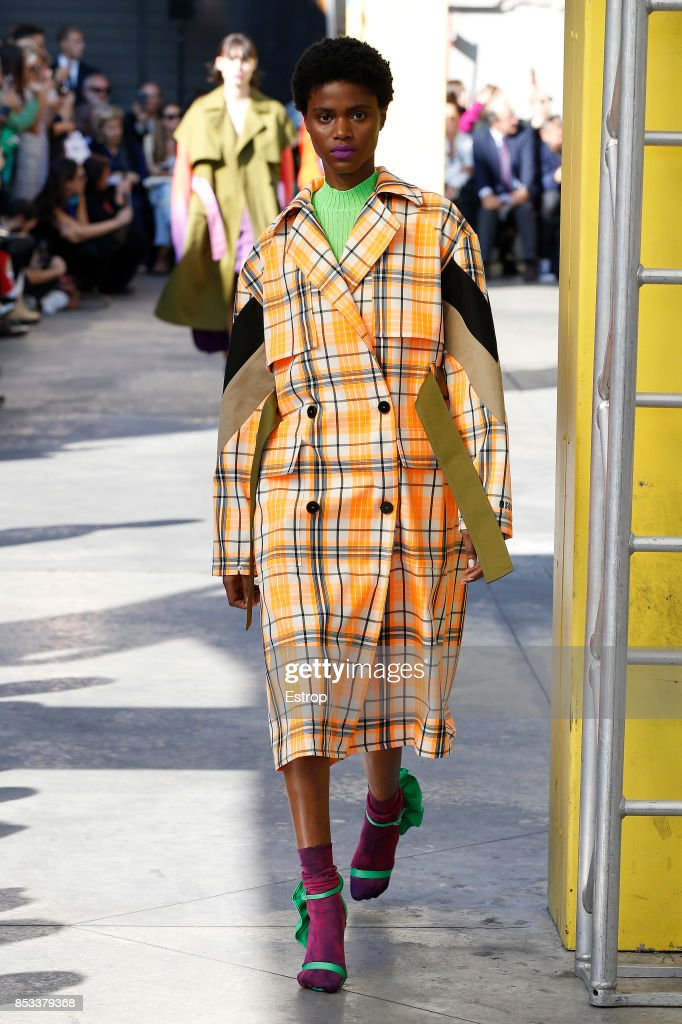model-walks-the-runway-at-the-msgm-show-during-milan-fashion-week-picture-id853379368