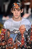 MSGM - Runway - Milan Men's Fashion Week Spring/Summer...