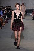 N°21 - Runway - Milan Fashion Week - Spring / Summer...