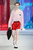 N.21 - Runway - Milan Men's Fashion Week Spring/Summer...