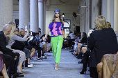 Oblique Creations - Runway - Milan Fashion Week -...