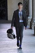 Pal Zileri - Runway - Milan Men's Fashion Week...