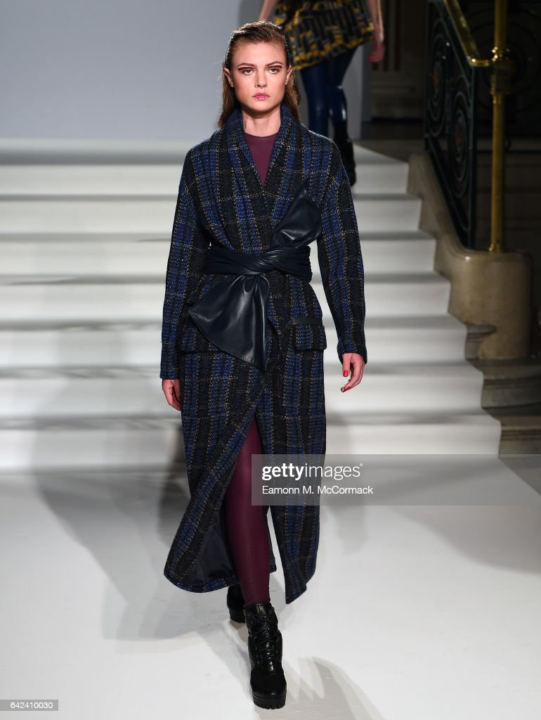 model-walks-the-runway-at-the-paul-costelloe-presentation-during-the-picture-id642410030