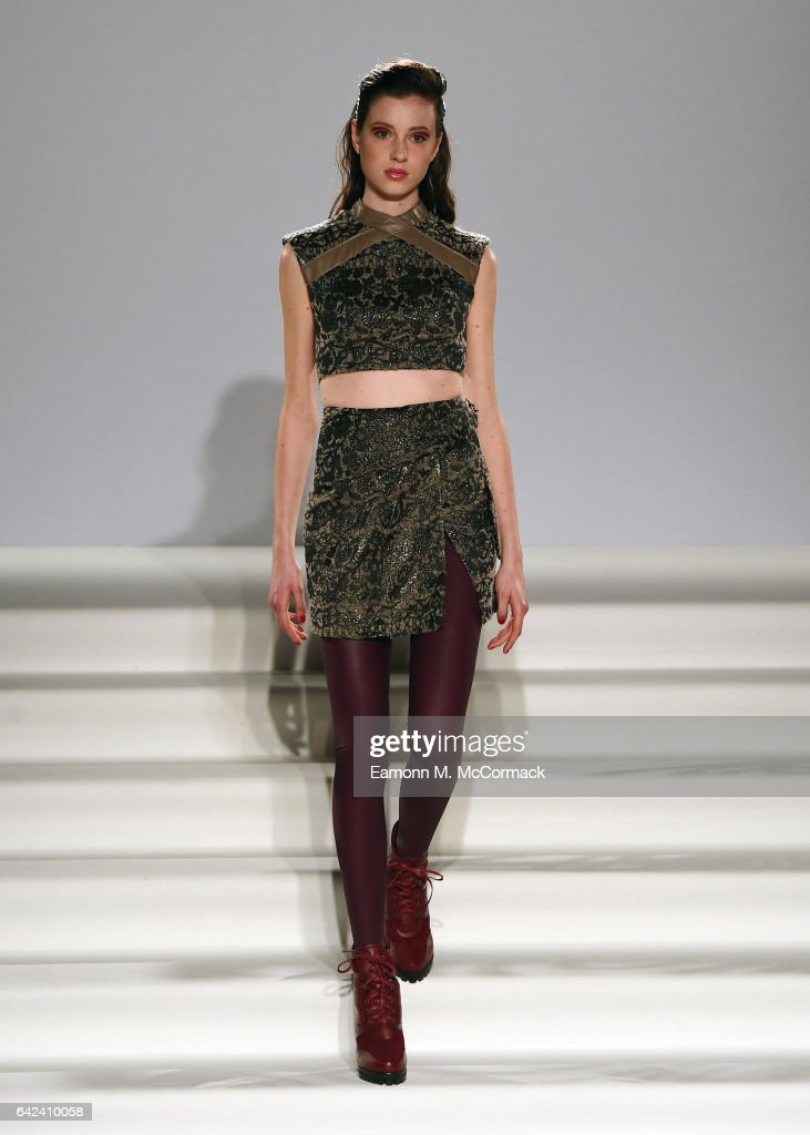 model-walks-the-runway-at-the-paul-costelloe-presentation-during-the-picture-id642410058