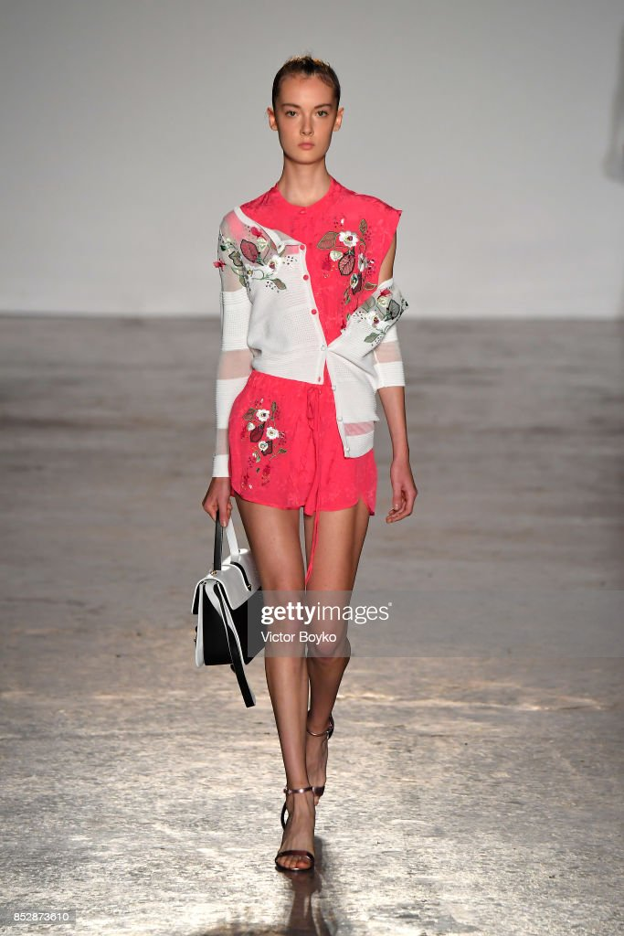model-walks-the-runway-at-the-piccionepiccione-show-during-milan-picture-id852873610