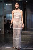 Pilar Dalbat - Catwalk - Mercedes Benz Fashion Week...