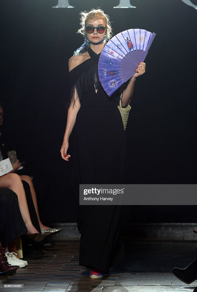 model-walks-the-runway-at-the-ppq-show-during-london-fashion-week-picture-id606520060