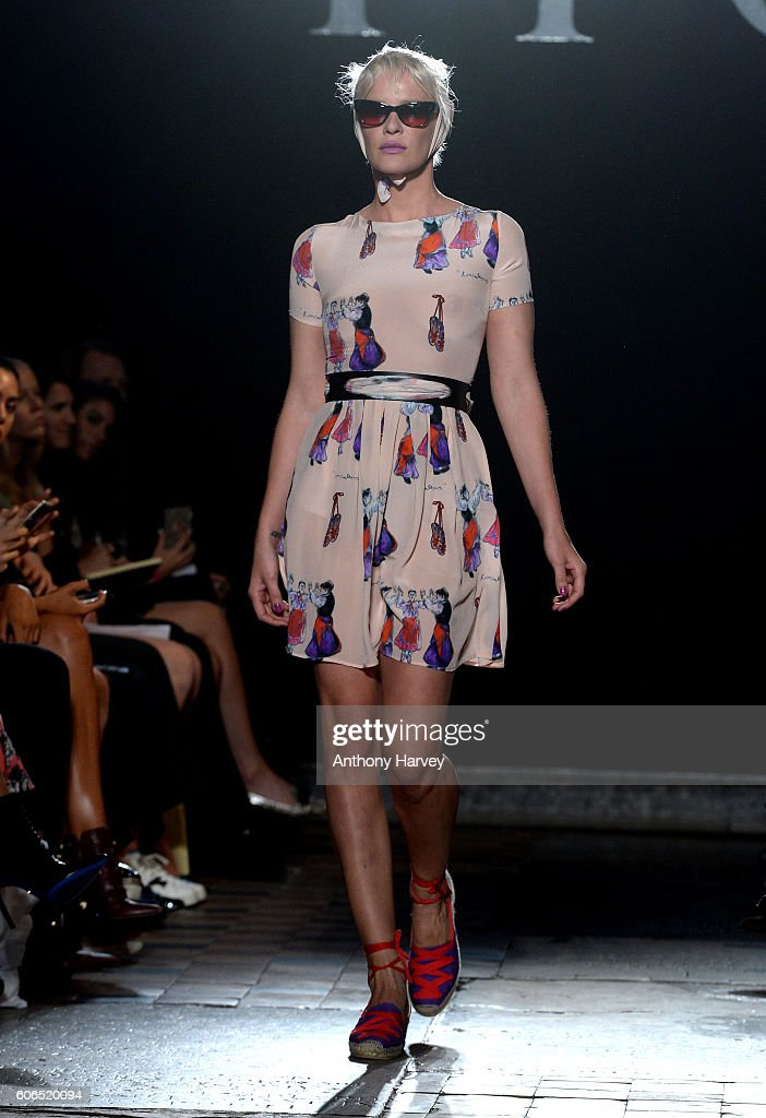 model-walks-the-runway-at-the-ppq-show-during-london-fashion-week-picture-id606520094
