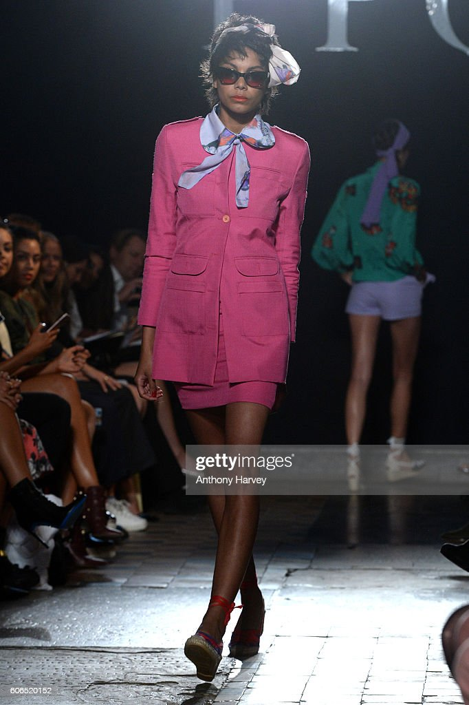 model-walks-the-runway-at-the-ppq-show-during-london-fashion-week-picture-id606520152