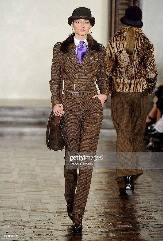 Ralph lauren show fall 2012 mercedes benz fashion week new for Mercedes benz fashion show