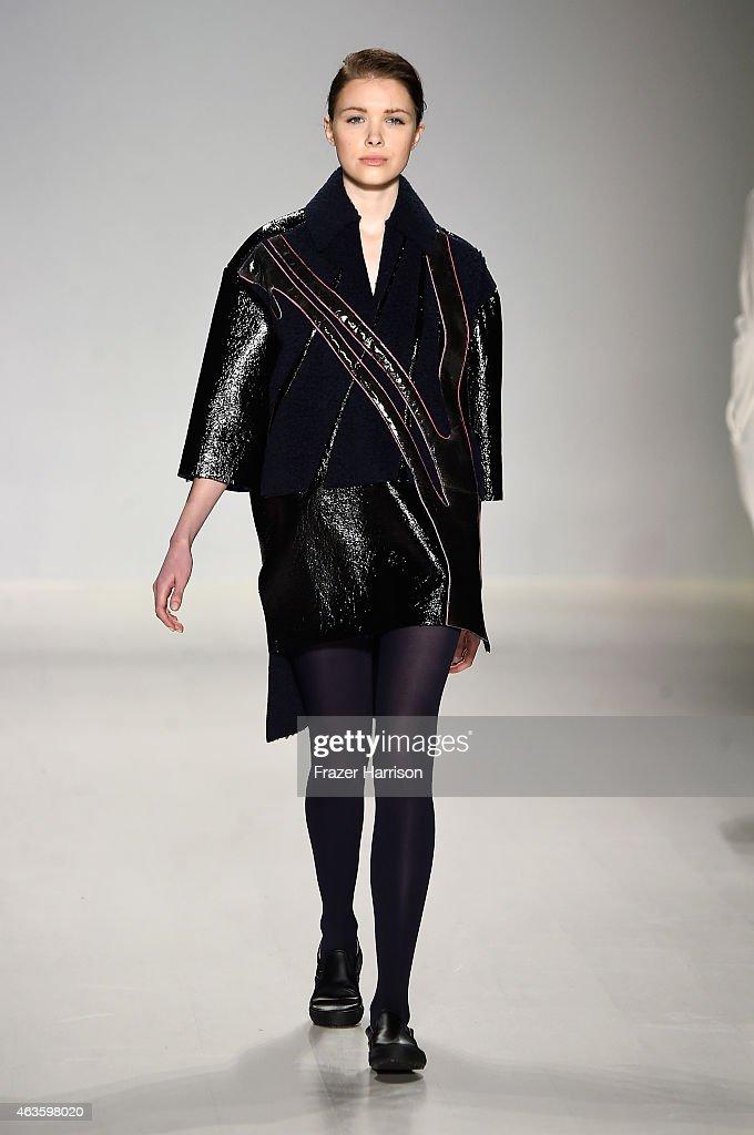 Ready to fish runway mercedes benz fashion week fall for Mercedes benz fashion show
