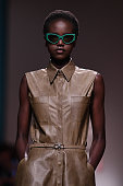 Salvatore Ferragamo - Runway - Milan Fashion Week...