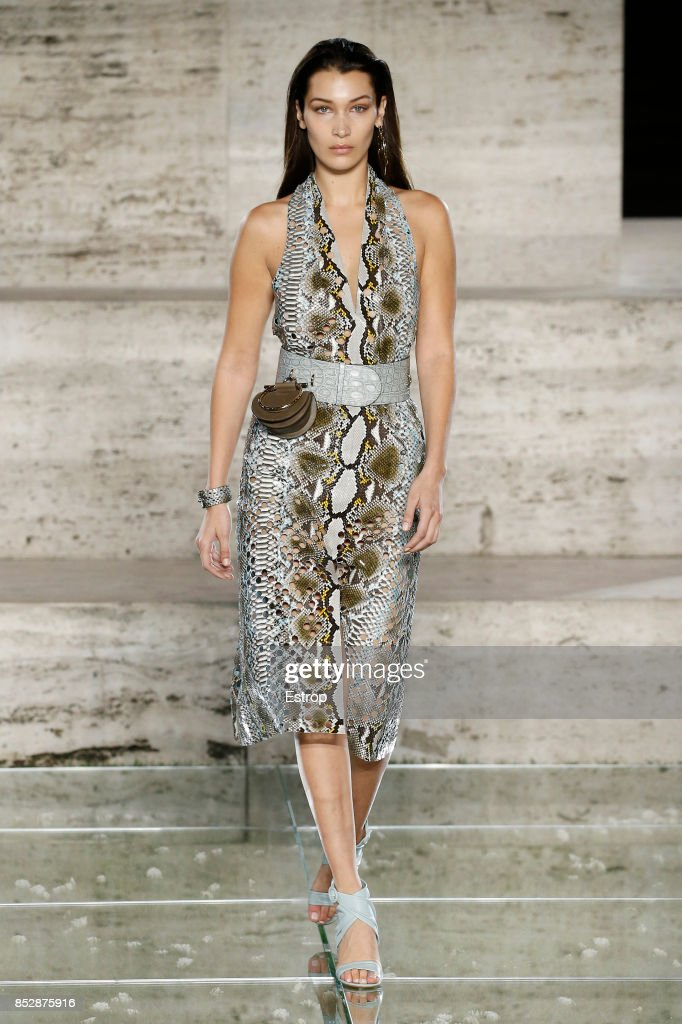 model-walks-the-runway-at-the-salvatore-ferragamo-show-during-milan-picture-id852875916