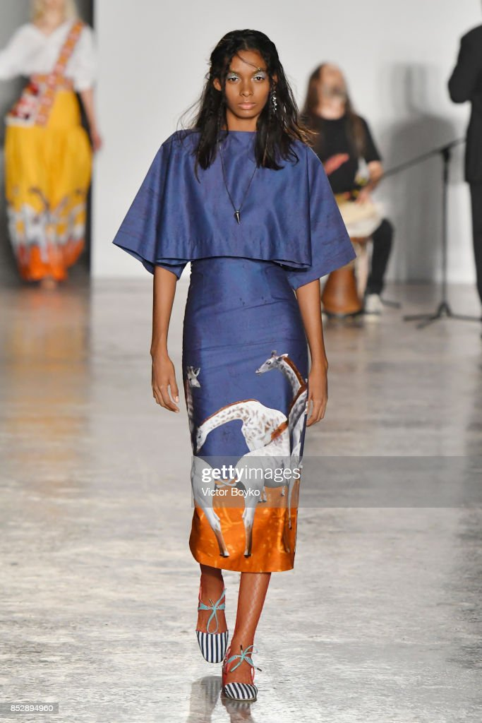model-walks-the-runway-at-the-stella-jean-show-during-milan-fashion-picture-id852894960