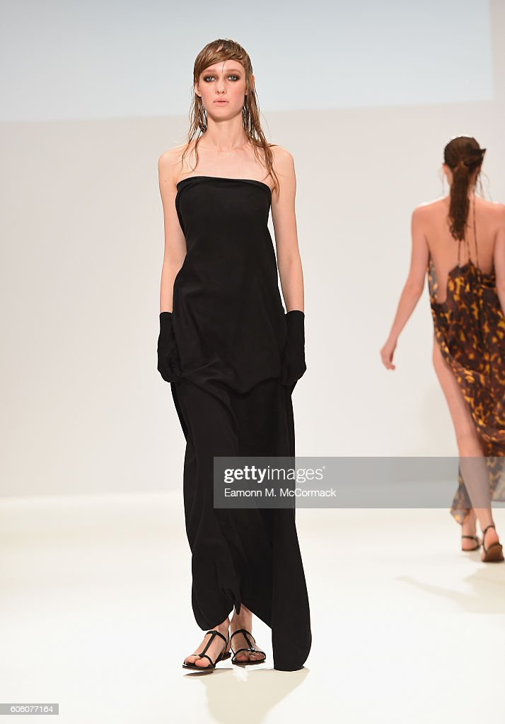 model-walks-the-runway-at-the-swedish-school-of-textiles-show-at-picture-id606077164