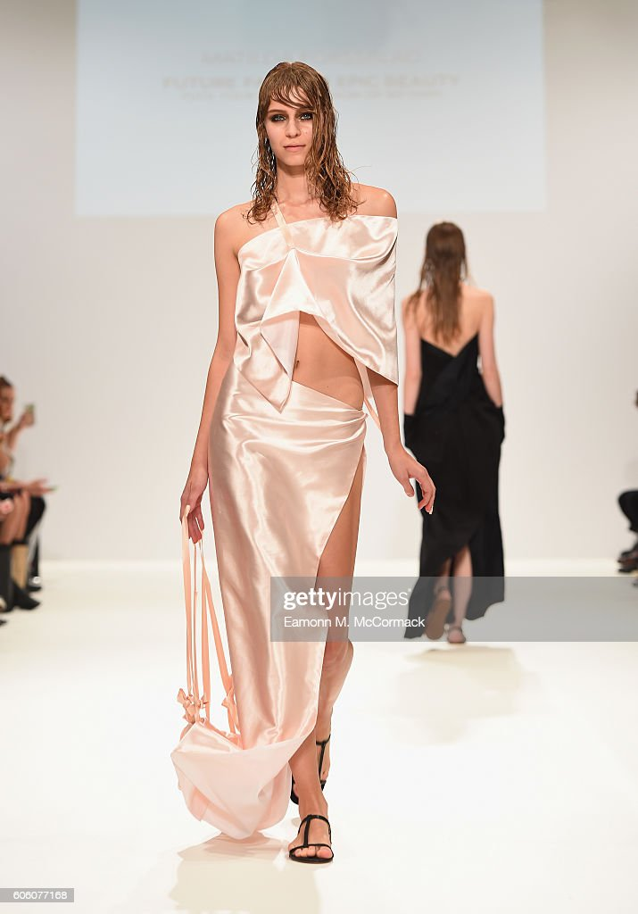 model-walks-the-runway-at-the-swedish-school-of-textiles-show-at-picture-id606077168