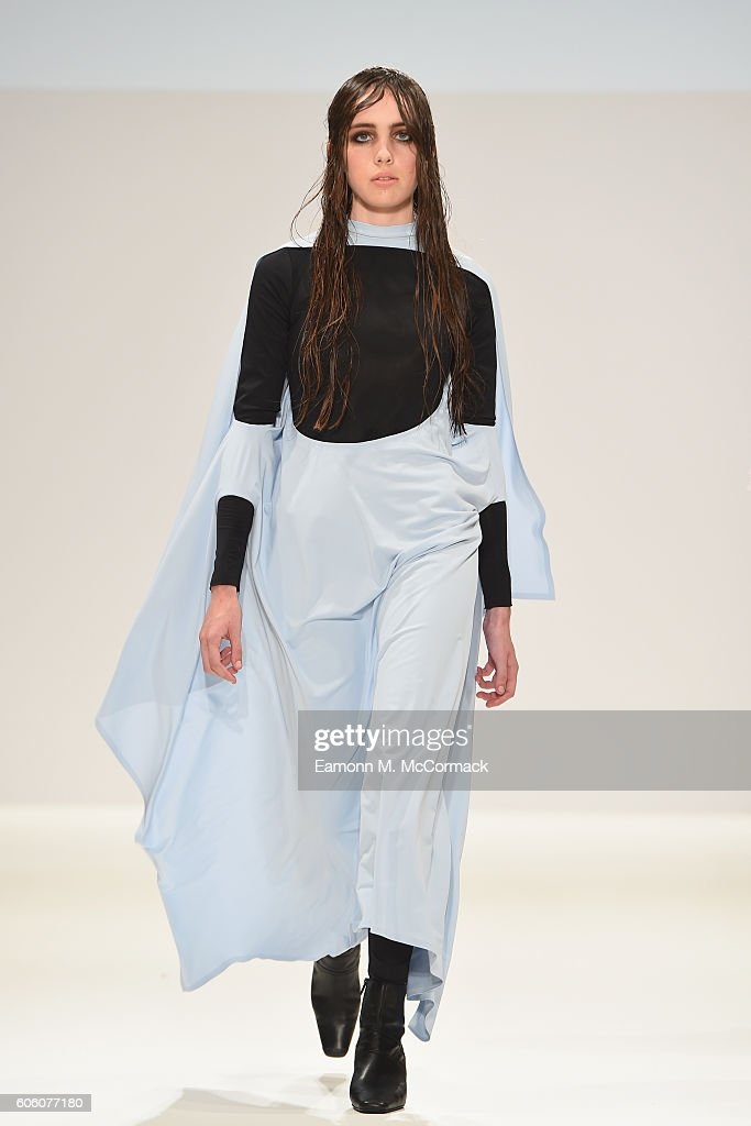 model-walks-the-runway-at-the-swedish-school-of-textiles-show-at-picture-id606077180