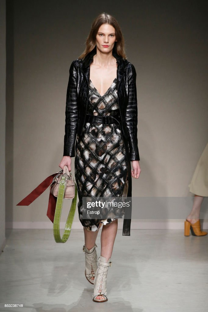 model-walks-the-runway-at-the-trussardi-show-during-milan-fashion-picture-id853238748